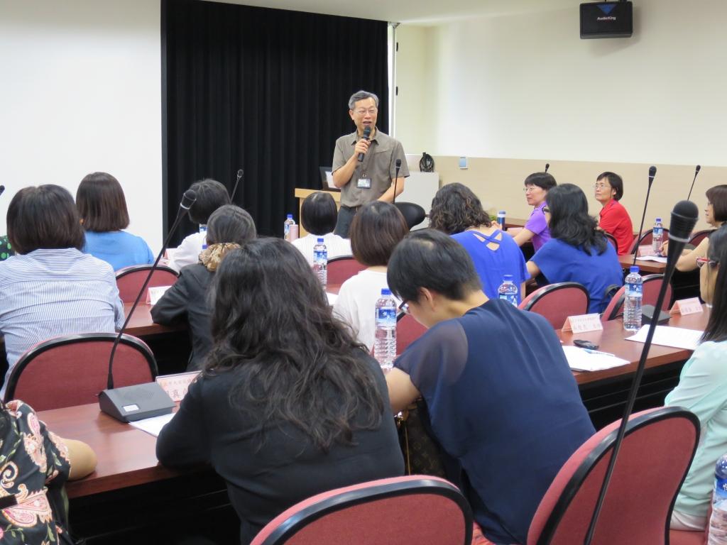 臺北市、桃園市及嘉義市政府衛生局蒞本縣衛生局參訪
